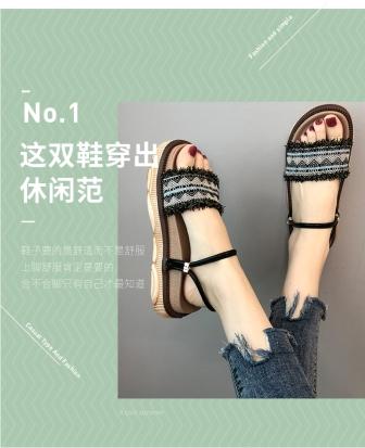 女鞋/凉拖鞋/详情页