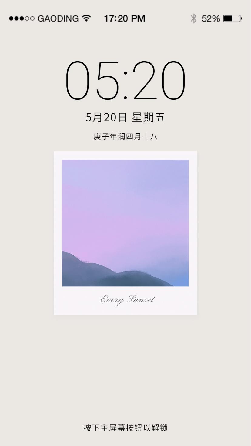 文艺清新lomo卡片拍立得手机壁纸)
