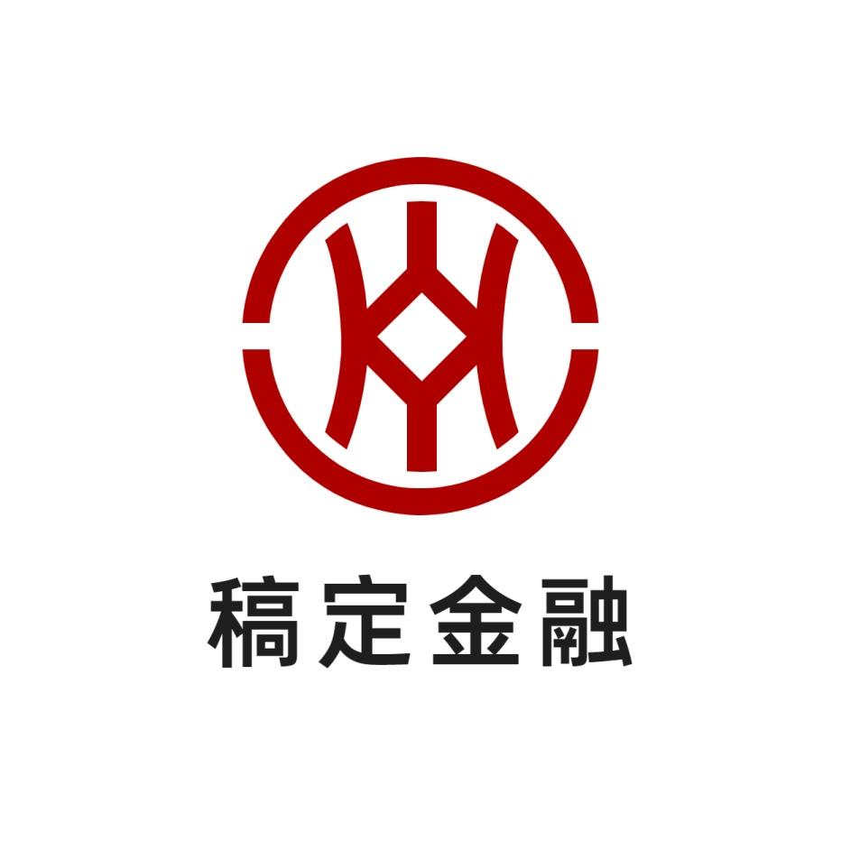 企业金融简约图形logo
