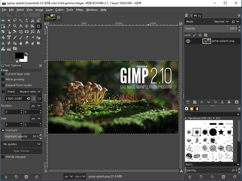 background-remover-free1-gimp