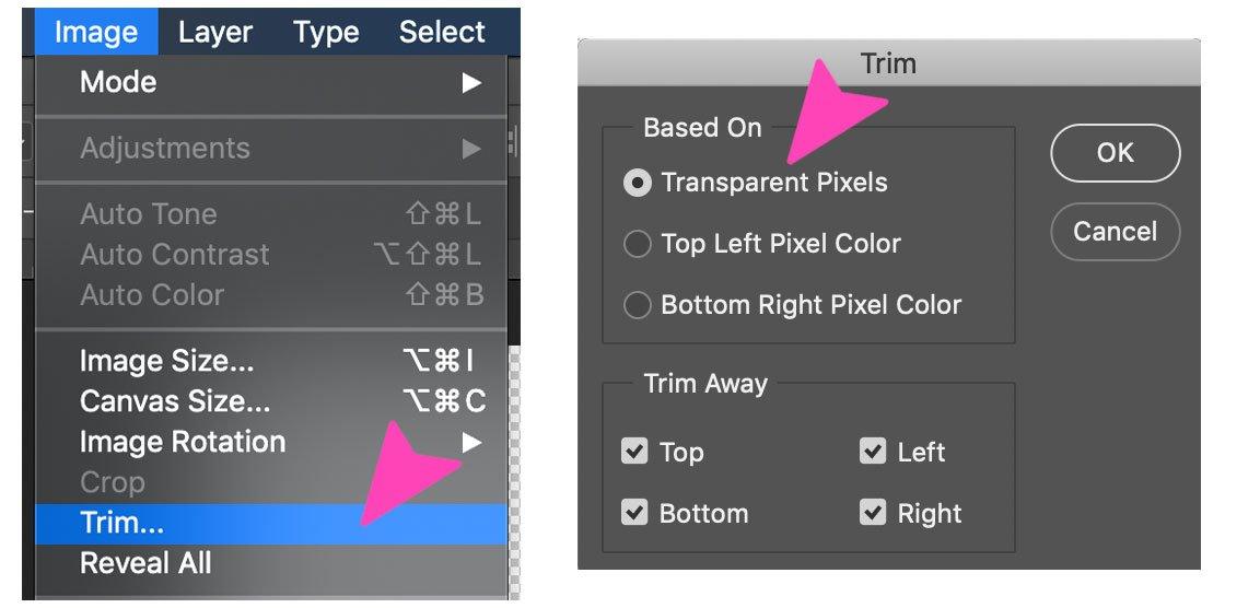 trim-transparent-pixels