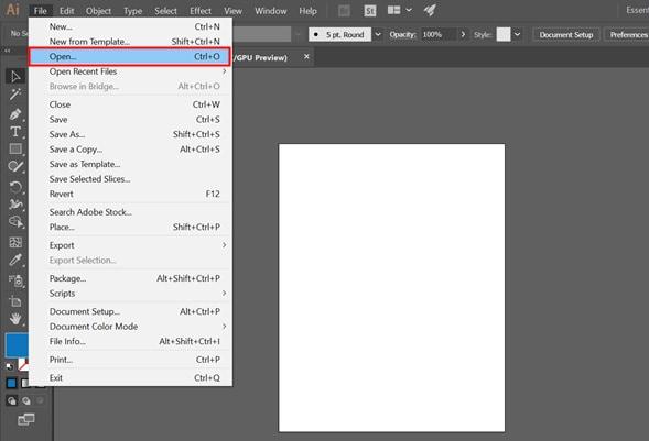 remove background illustrator