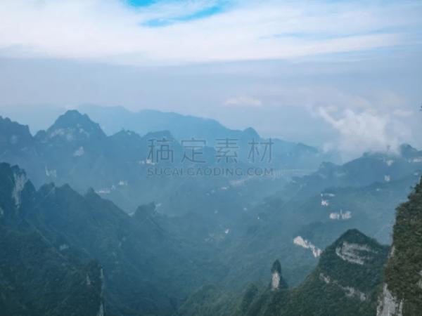 天门山风景图片素材精选合集