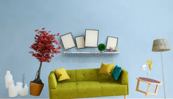 分享一组别致的家具风格图片