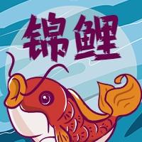 锦鲤/插画风公众号次图