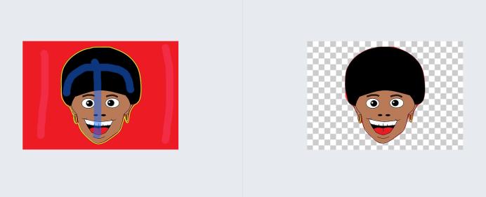 微信表情怎么抠图?微信表情抠图方法