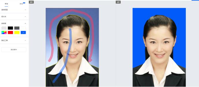 【图】什么软件可以给寸照换底色?推荐五款寸照换底色的软件
