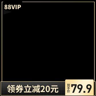 88会员奢华折扣主图图标