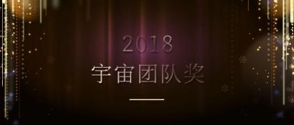 奢曼国际跨年晚会员工颁奖KT板